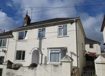 Thumbnail 2 bed flat for sale in Moorfield Avenue, Eggbuckland, Plymouth