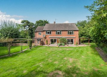 Thumbnail 5 bed detached house for sale in Salt Box Road, Worplesdon, Guildford, Surrey