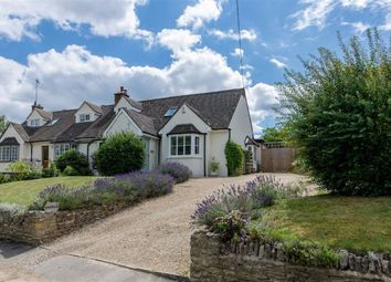 Burditch Bank, Wootton, Woodstock OX20. 4 bed semi-detached bungalow for sale