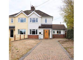 Thumbnail 3 bed semi-detached house for sale in Semington Road, Melksham