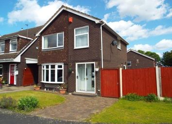 Thumbnail 3 bed detached house for sale in Lincoln Close, Runcorn, Cheshire