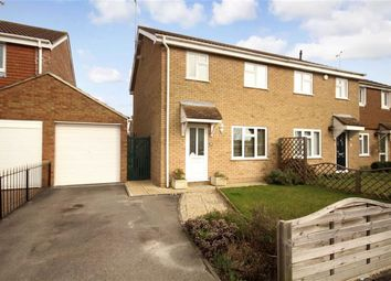Thumbnail 3 bed semi-detached house for sale in Barrowby Gate, Kingsdown Park, Wiltshire