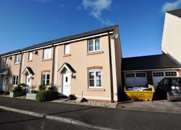 Thumbnail 3 bed end terrace house for sale in Phoenix Way, Portishead, Bristol