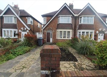 Thumbnail 3 bed property for sale in Galway Avenue, Blackpool