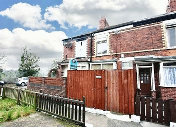 Thumbnail 2 bed terraced house for sale in Clarence Avenue, Delhi Street, Hull