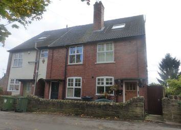 Thumbnail 4 bedroom end terrace house for sale in Front Street, Fritchley, Belper