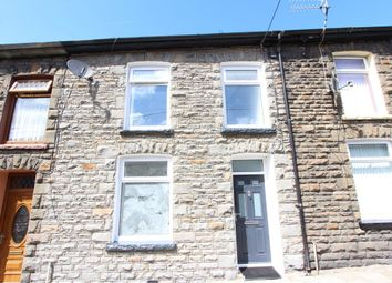 Thumbnail 3 bed terraced house to rent in Avondale Road, Gelli -, Pentre
