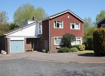 Thumbnail 4 bed detached house for sale in Oaks Drive, Colchester