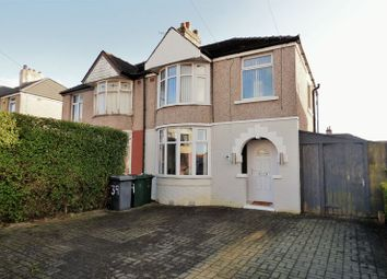 Thumbnail 3 bed semi-detached house for sale in Clare Road, Lancaster