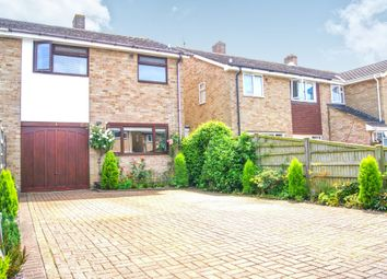 Thumbnail 3 bedroom semi-detached house for sale in Hampden Close, Chalgrove, Oxford