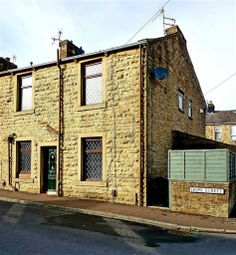 Thumbnail 2 bed end terrace house for sale in Hope Street, Worsthorne, Lancashire