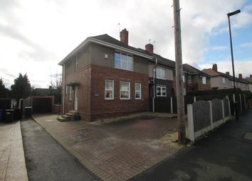 Thumbnail 3 bed terraced house to rent in Holgate Crescent, Sheffield