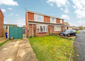 Thumbnail 2 bed semi-detached house for sale in Headlands, Fenstanton, Huntingdon