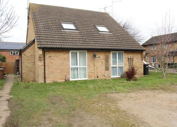 Thumbnail 1 bed property for sale in Swale Avenue, Gunthorpe, Peterborough