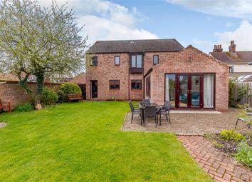 Thumbnail 4 bed detached house for sale in Scarborough Road, Rillington, Malton