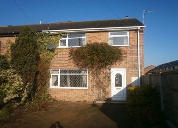 Thumbnail 3 bed terraced house for sale in Wallis Close, Draycott, Derby