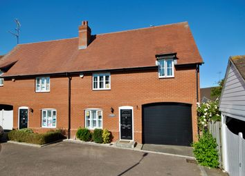 Thumbnail 3 bed end terrace house for sale in Meggy Tye, Chancellor Park, Chelmsford