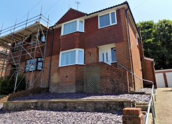 Thumbnail 3 bed semi-detached house for sale in Egginton Road, Brighton