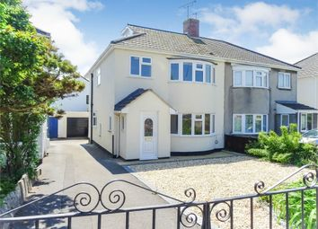 Thumbnail 4 bed semi-detached house for sale in Milton Road, Weston-Super-Mare, Somerset