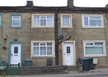 Thumbnail 2 bedroom terraced house for sale in Smallpage, Queensbury, Bradford