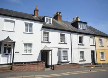 Thumbnail 4 bedroom terraced house for sale in Temple Street, Sidmouth, Devon