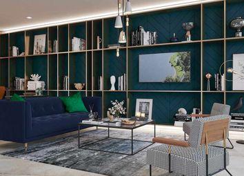 Thumbnail 2 bed flat for sale in Block B, Hartingtons Apartments, London