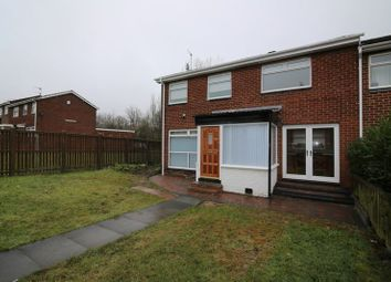 Thumbnail 5 bedroom terraced house to rent in Knaresborough Square, Sunderland