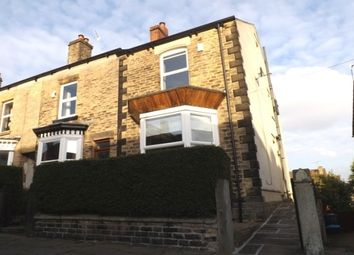 Thumbnail 4 bedroom end terrace house to rent in Brighton Terrace Road, Sheffield