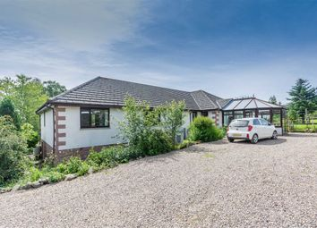 Thumbnail 4 bed detached house for sale in Glenisla, Blairgowrie