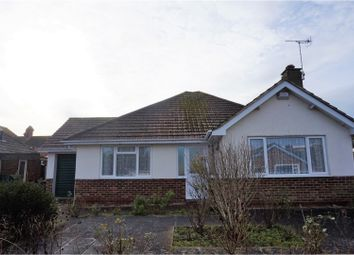 Thumbnail 2 bed detached bungalow for sale in Sutherland Close, Bexhill-On-Sea
