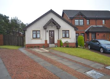 Thumbnail 2 bed terraced bungalow for sale in Glen Sannox Drive, Cumbernauld