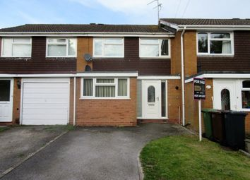 3 bed terraced house for sale in Sansome Rise, Shirley, Solihull B90