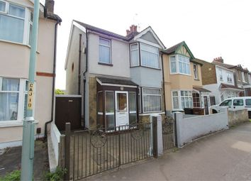 Thumbnail 3 bed semi-detached house for sale in Canadian Avenue, Gillingham, Kent