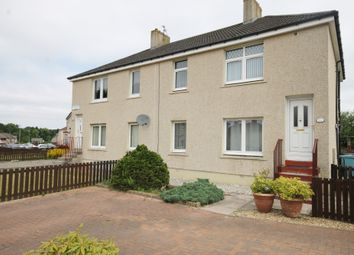 Thumbnail 2 bed flat for sale in Waverley Drive, Wishaw, Lanarkshire