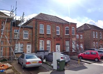 Thumbnail 1 bed flat to rent in Aldborough Road South, Ilford
