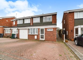 Thumbnail 3 bedroom semi-detached house for sale in Brookside, Great Barr, Birmingham