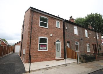 Thumbnail 3 bedroom detached house for sale in Trafford Road, Eccles, Manchester