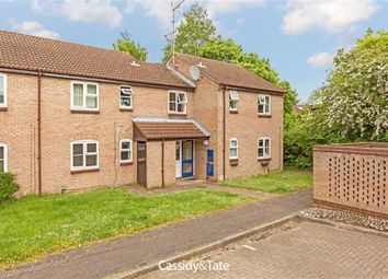 Thumbnail 1 bed flat for sale in Brecken Close, St Albans, Hertfordshire