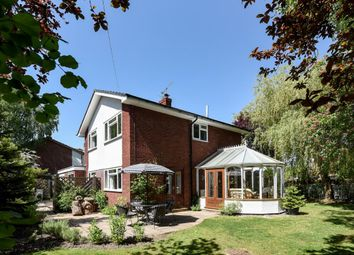 Thumbnail 4 bed detached house for sale in Chapel Lane, Riseley