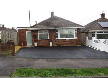 Thumbnail 3 bedroom detached bungalow for sale in Montague Avenue, Southampton