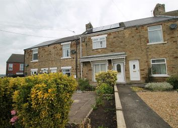 2 bed terraced house for sale in Well Bank, Billy Row, Crook DL15