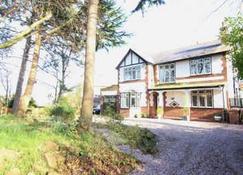 Thumbnail 4 bed detached house for sale in Ford Road, Upton, Wirral