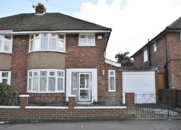 Thumbnail 3 bed semi-detached house for sale in Eastway Road, Wigston