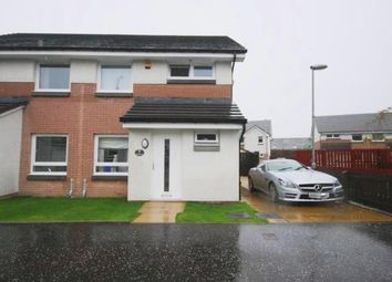 Thumbnail 2 bed semi-detached house for sale in Willowford Drive, Glasgow