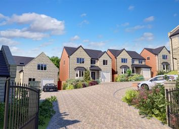 Thumbnail 4 bedroom detached house for sale in Tarry Fields Court, Roes Lane, Crich, Matlock, Derbyshire