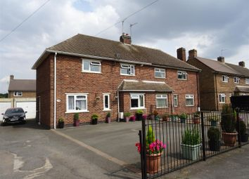 Thumbnail 3 bed semi-detached house for sale in Chestnut Grove, Coalville, Leicestershire