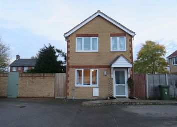 Thumbnail 3 bed detached house for sale in Elderberry Place, Upwell, Wisbech