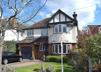 Garrick Close, Walton-On-Thames KT12. 4 bed detached house for sale