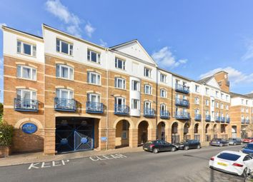 Thumbnail 3 bed flat to rent in Hampton Court, King & Queen Wharf