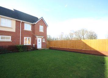 Thumbnail 3 bed semi-detached house for sale in Farleigh Court, Buckshaw Village, Chorley